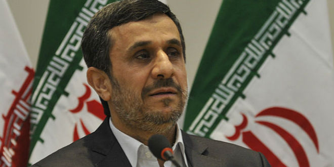 Iran just Accused the West of Engineering Drought for the 2nd Time Mahmoud-Ahmadinejad-iran-1-1