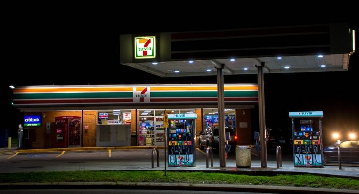 7-Eleven Piercing Sound Homeless