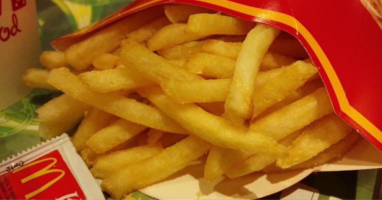 French Fries Cure Balding