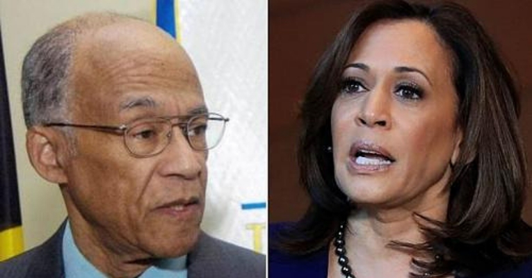 Kamala Harris Father