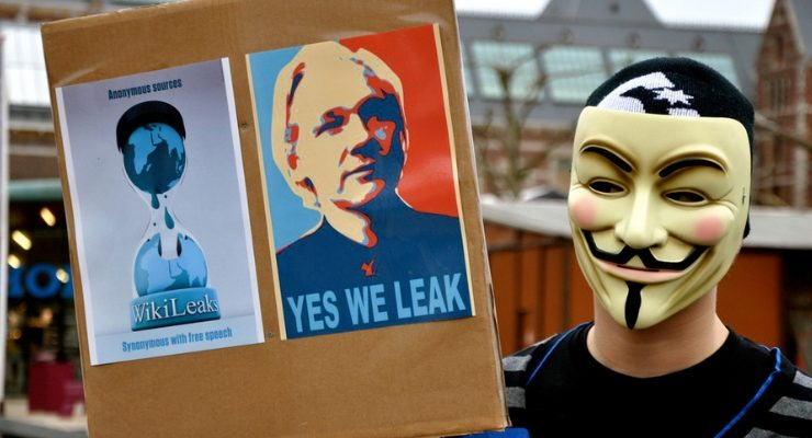 WikiLeaks shows financial institutions used as weapons