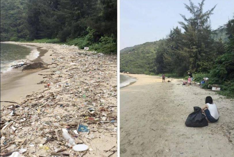 People Are Now Cleaning Up The Environment For The Viral #TrashTag Challenge