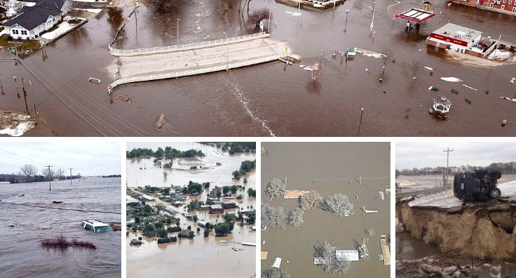 Flooding Midwest