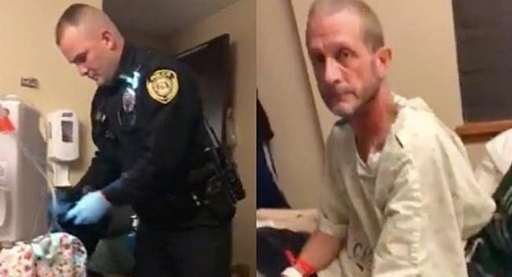 Police Cancer Patient