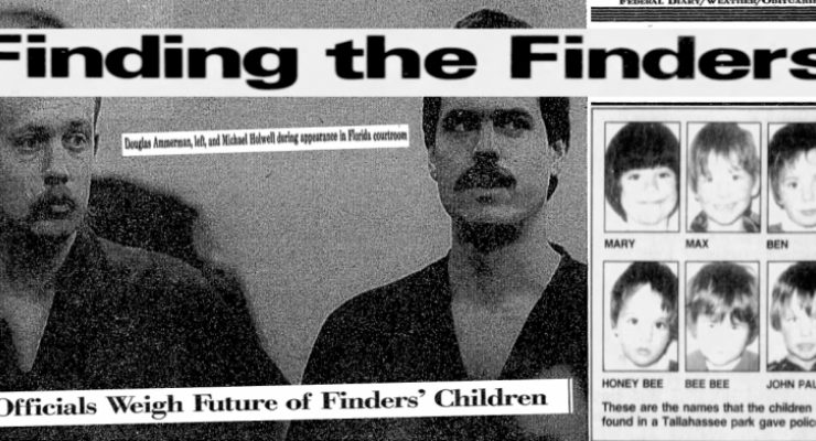Police 30 Year Cover-Up Child Sex Abuse