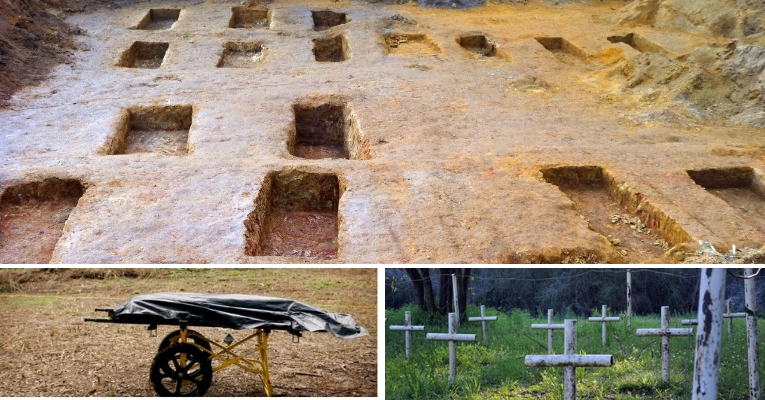 27 Graves Found Dozier School Boys