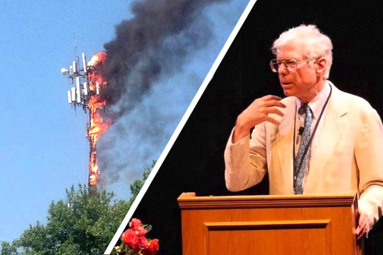 Prominent Biochemistry Professor Warns – 5G is the 'Stupidest Idea In The History of The World' 5gg