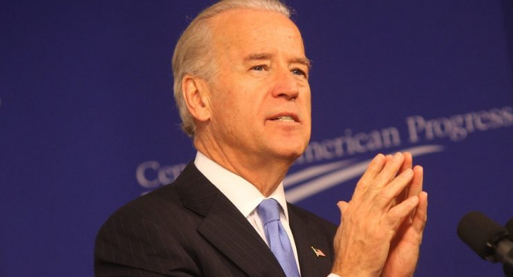 Joe Biden Architect War on Drugs