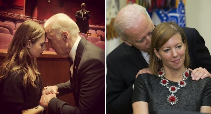 Three More Women Accuse Joe Biden of 'Inappropriate Touching'