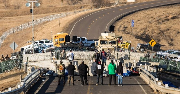 South Dakota Sued Standing Rock