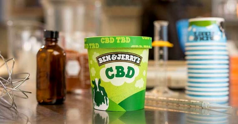 Ben & Jerry's to Start Selling CBD-Infused Ice Cream as Soon as Possible Ben-jerrys-cbd-infused-ice-cream