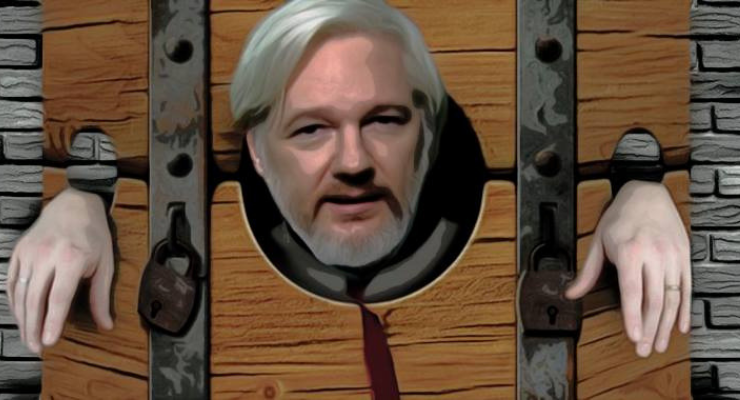 CIA Whistleblower Assange