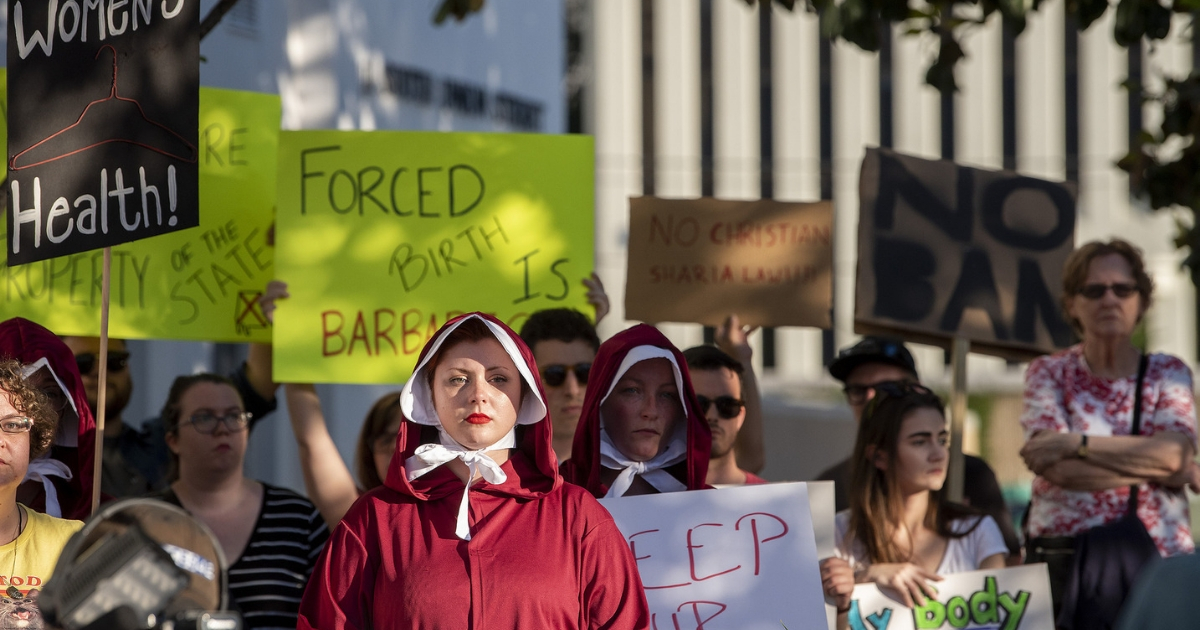 Rapists in Alabama to Face Less Prison Time Than Doctors Who Perform Abortions for Rape Victims