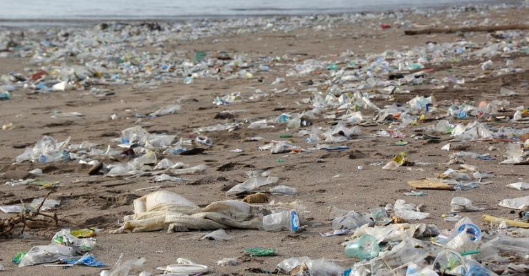 Historic Agreement to Cut Plastic Waste Reached by Nearly