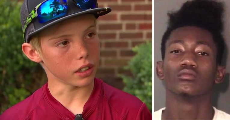 11-Year-Old Uses Machete to Defend Himself Against Burglar: