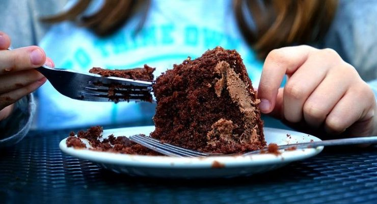 Leaked FDA Study Finds Toxic 'Forever Chemicals' in Foods, Chocolate Cake
