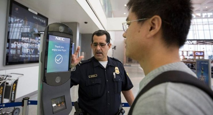 Hackers Stole Facial Recognition Data of US Airport Travelers