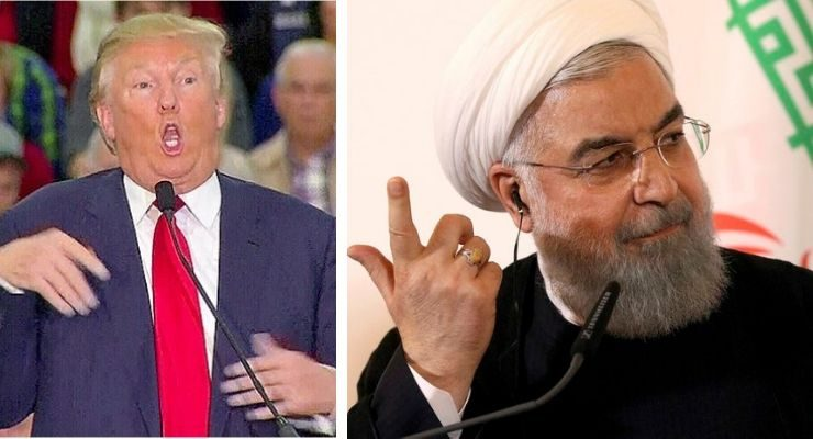 "Iran Blasts Trump's White House as ""Afflicted by Mental Retardation"""