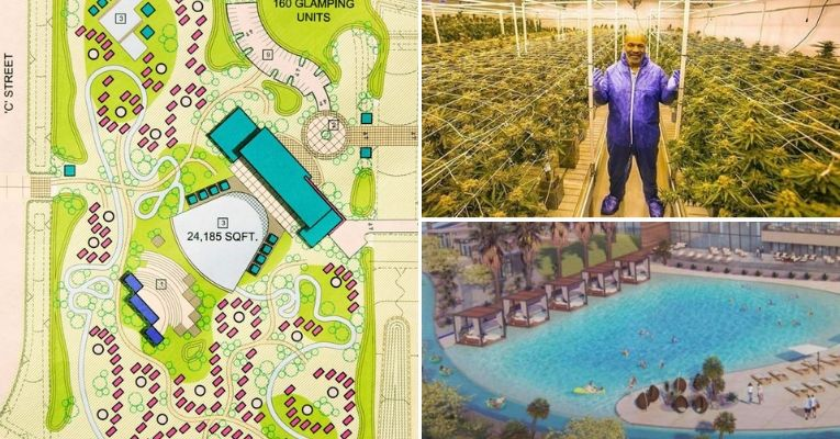 Mike Tyson's Magical 420-Acre Weed Paradise
