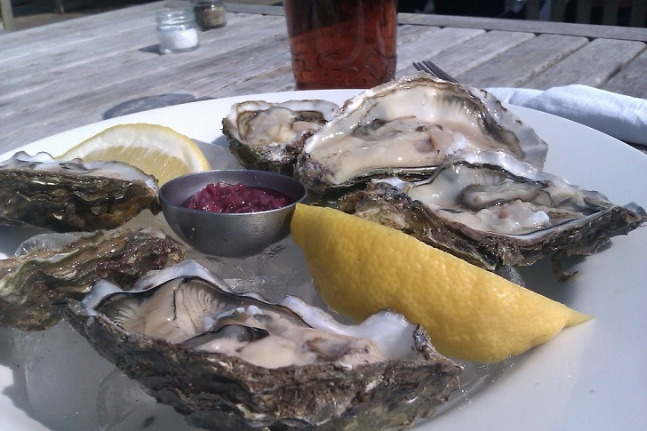 oysters food poisoning