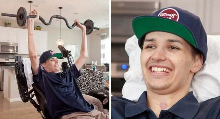 First Paralyzed Person Treated With Stem Cells Regained Upper Body Movement