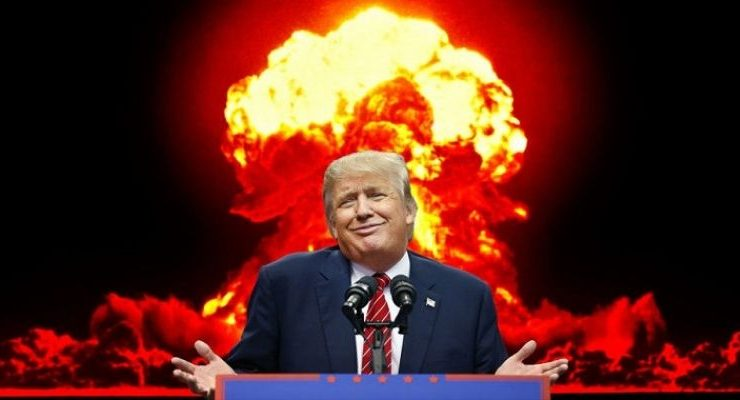 Trump Nuclear Weapons