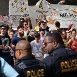 1000 Protesters Shut Down Entrances ICE Headquarters