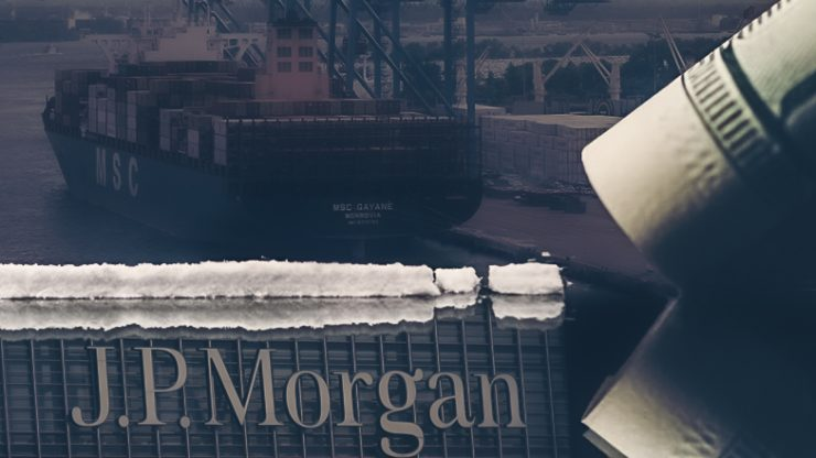 JP Morgan Cocaine