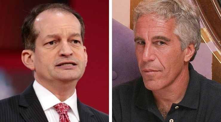 Alex Acosta Should Resign Jeffrey Epstein