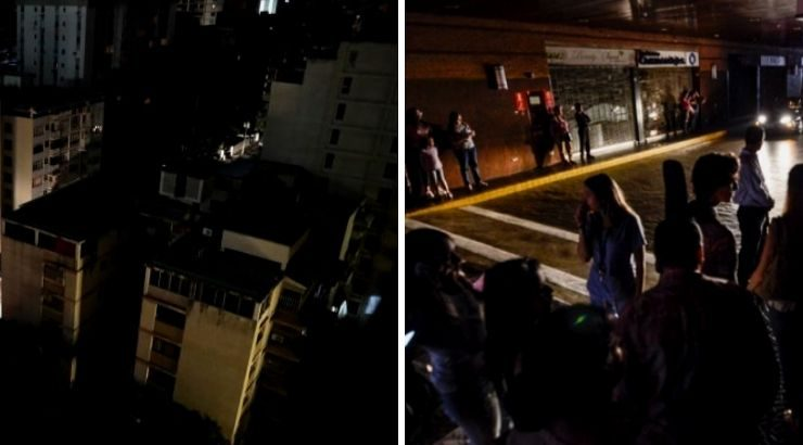 Electromagnetic Attack Venezuela Blackouts