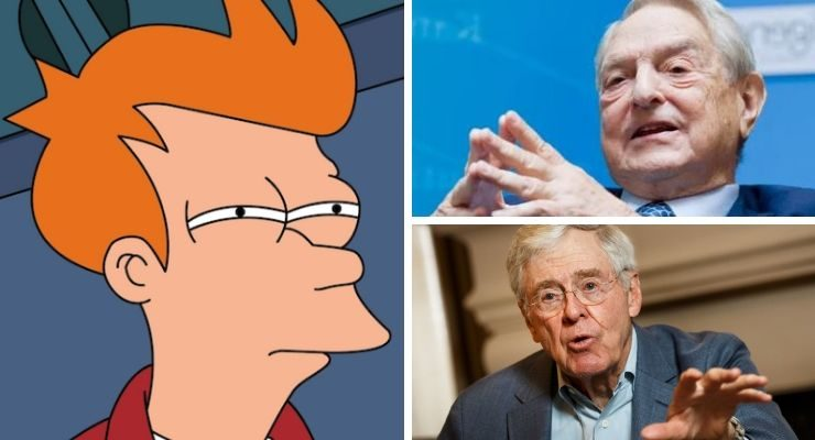 George Soros and Charles Koch Team Up to End US 'Forever War' Policy