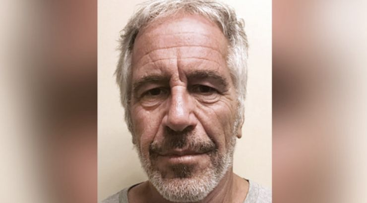 Jeffrey Epstein Injured