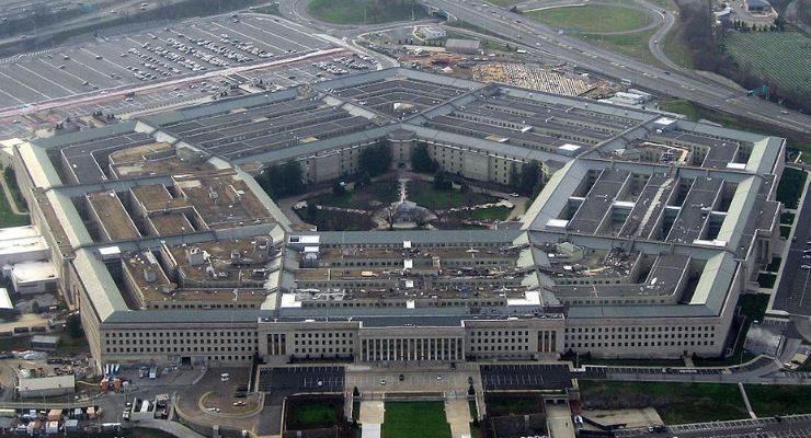 Pentagon Pedophiles Child Porn Bill