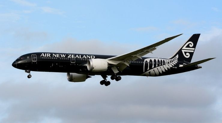 Plastic Items Air New Zealand