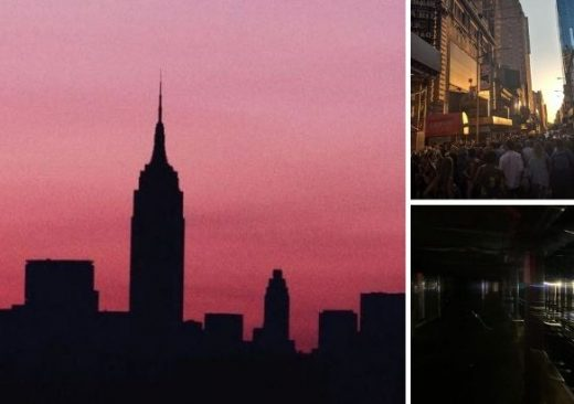 Major Power Outage Hits New York City