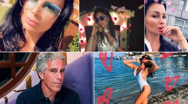 Victoria's Secret Jeffrey Epstein