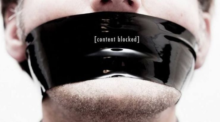 Censor the Internet