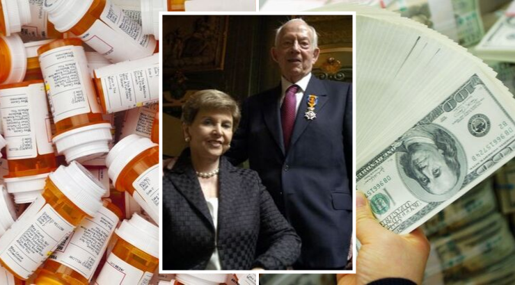 Big Pharma Family Opioid Crisis