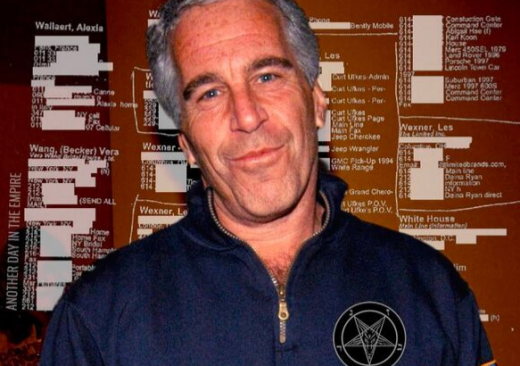 Epstein-Maxwell Blackmail