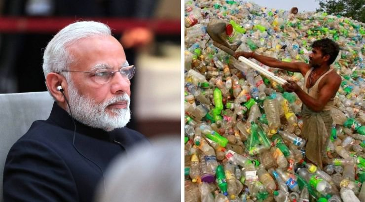 India Banning Single-Use Plastic