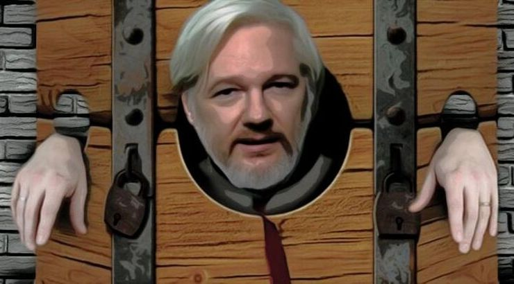 Julian Assange Father