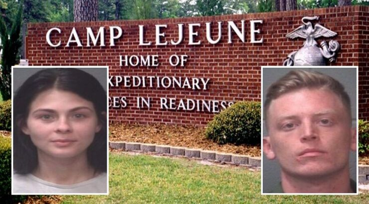 US Marine and Teenage Girl Arrested for Selling LSD to Soldiers on Military Base
