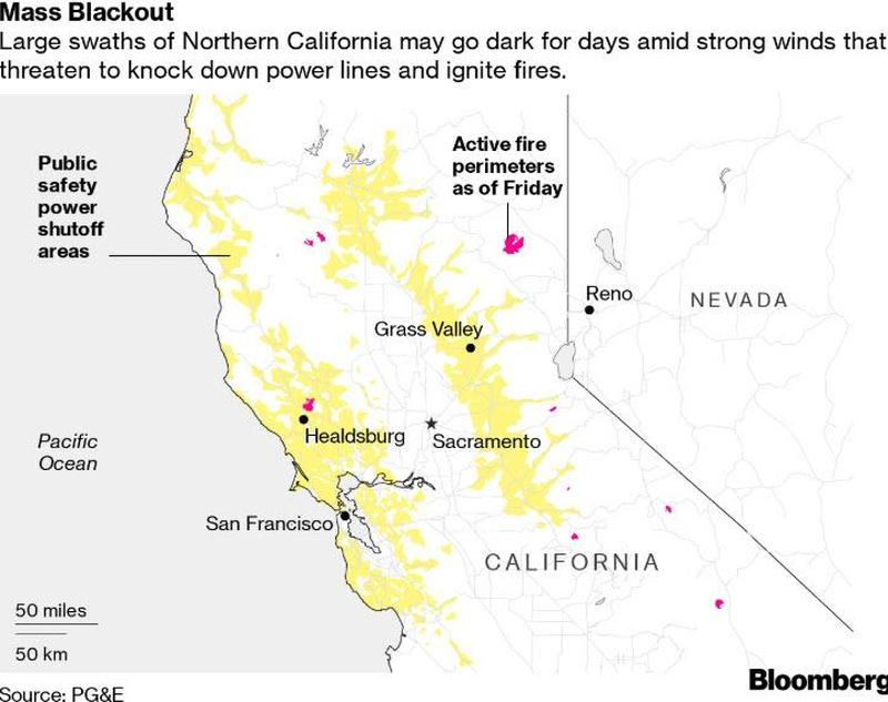"California Faces ""Biggest Blackout Ever"" as 2.5 Million People May Have No Power for Days Mass-cali-blackout"