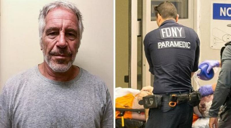 Epstein Death Guards Arrested