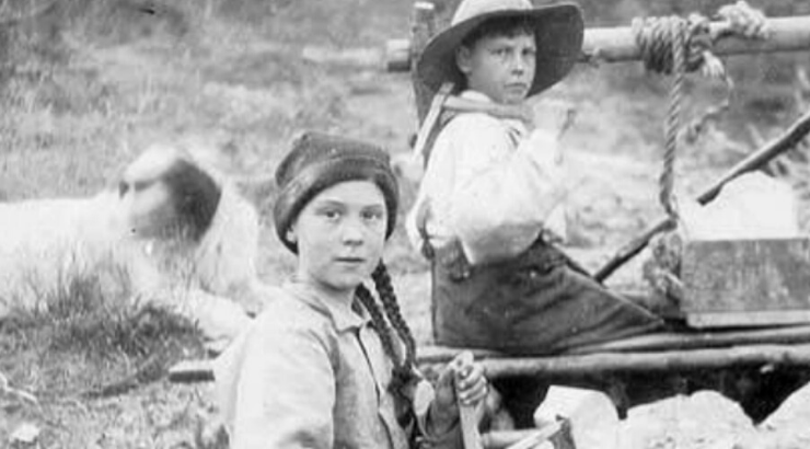 Greta Thunberg Time Traveler