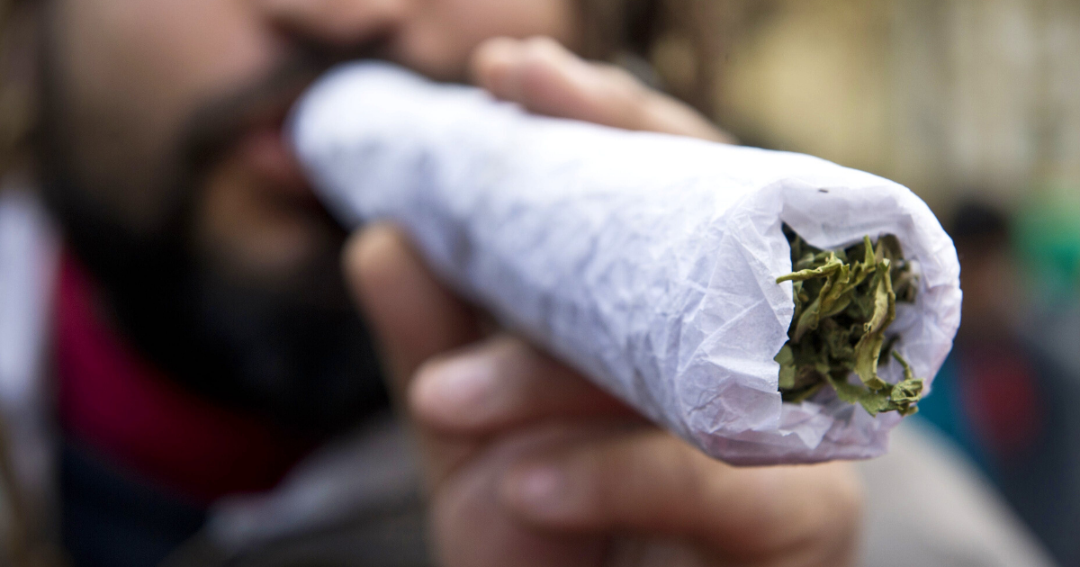 Company Will Pay You $3,000 a Month to Smoke Weed Every Day