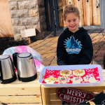 5-Year-Old Sells Hot Cocoa, Cookies to Pay Off Over 100 Classmates' Lunch Debt