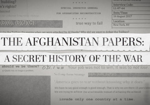Afghanistan Papers
