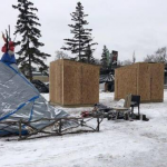 Police Destroy Shelters Homeless Winnipeg