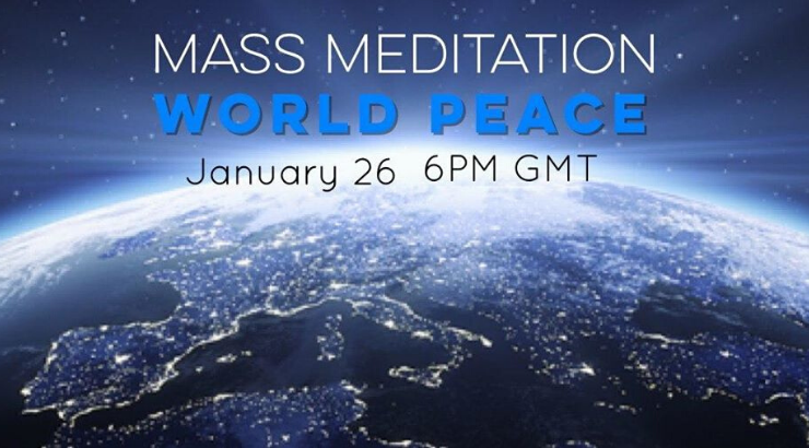 Global Meditation for Peace